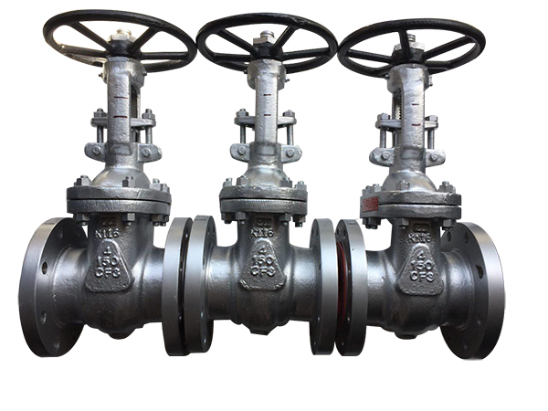 Exporters and suppliers of Knife Edge Gate valve in India and UAE.